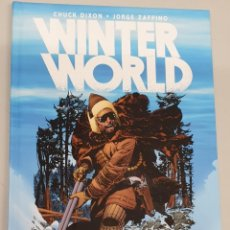 Cómics: WINTER WORLD / CHUCK DIXON - JORGE ZAFFINO / ALETA. Lote 288967343
