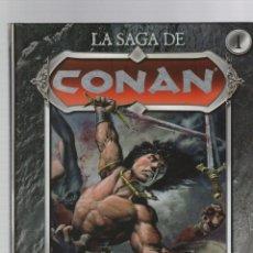 Cómics: LA SAGA DE CONAN. Nº 1. LA LLEGADA DE CONAN. PLANETA 2008. Lote 289249538