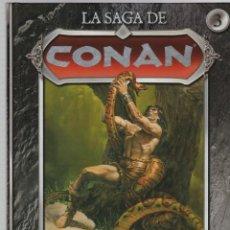 Cómics: LA SAGA DE CONAN. Nº 3. LA ESPADA DE SKELOS. PLANETA 2008. Lote 289250473