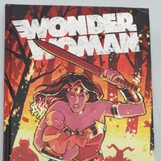 Cómics: WONDER WOMAN : HIERRO / BRIAN AZZARELLO - CLIFF CHIANG / DC - ECC. Lote 289869223