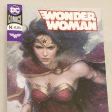 Cómics: WONDER WOMAN Nº 14 - DC - ECC. Lote 289871683