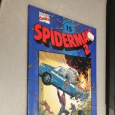 Comics: SPIDERMAN 2 Nº 15 COLECCIONABLE AZUL / MARVEL - PLANETA. Lote 291489243