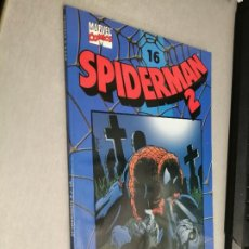 Comics: SPIDERMAN 2 Nº 16 COLECCIONABLE AZUL / MARVEL - PLANETA. Lote 291489303