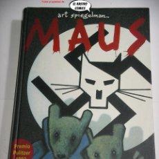 Comics: MAUS, ART SPIEGELMAN, ED. PLANETA 2001. Lote 293323508