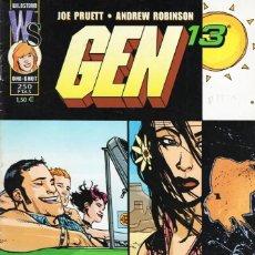 Cómics: GEN 13 GOING WEST - PLANETA - SUB01M. Lote 293324398