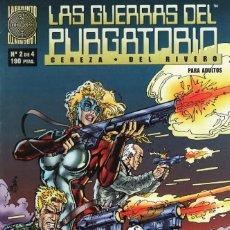 Cómics: LAS GUERRAS DEL PURGATORIO Nº 2 (CEREZA / DEL RIVERO) - PLANETA - BUEN ESTADO - SUB01M. Lote 293324783