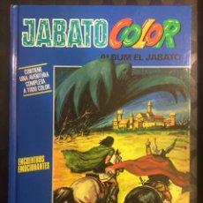 Comics: JABATO COLOR N.31 ENCUENTROS EMOCIONANTES ( 2010 ). Lote 293509548