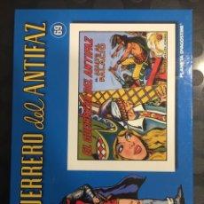 Comics: EL GUERRERO DEL ANTIFAZ N.69 ASALTO AL PALACIO ( 2012/2013 ). Lote 293671473