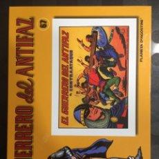 Comics: EL GUERRERO DEL ANTIFAZ N.67 CONTRAATAQUE ( 2012/2013 ). Lote 293708393
