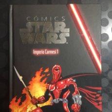 Comics: STAR WARS CÓMICS N.44 IMPERIO CARMESÍ PARTE 1 COLECCIONABLE ( 2013/2014 ). Lote 294097238