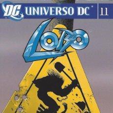 Comics: LOBO - UNIVERSO DC - TOMO 11 - ED- PLANETA - PERFECTO ESTADO !!. Lote 294580908
