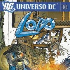 Comics: LOBO - UNIVERSO DC - TOMO 10 - ED- PLANETA - PERFECTO ESTADO !!. Lote 294580983