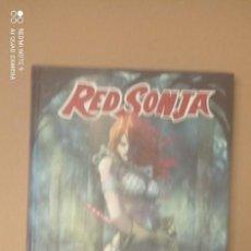 Cómics: RED SONJA, Nº1 A MUNDOS DE DISTANCIA. Lote 294864708