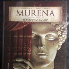 Cómics: MURENA CAPÍTULO PRIMERO N.1 EL PÚRPURA Y EL ORO ( 2003/2021 ). Lote 294950043