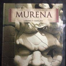 Cómics: MURENA CAPÍTULO SEGUNDO N.2 ARENA Y SANGRE ( 2003/2021 ). Lote 294950418