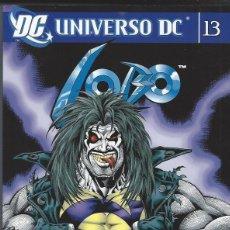 Comics: LOBO - UNIVERSO DC - TOMO 13 - ED- PLANETA - PERFECTO ESTADO !!. Lote 295262653