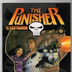 Cómics: THE PUNISHER. EL CASTIGADOR. Nº 1. CIRCULO DE SANGRE. PLANETA 2004. Lote 295468778