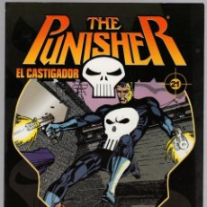 Cómics: THE PUNISHER. EL CASTIGADOR. Nº 21. LA DEUDA. PLANETA 2004. Lote 295470023