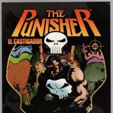 Cómics: THE PUNISHER. EL CASTIGADOR. Nº 20. COSECHA ROJA. PLANETA 2004. Lote 295471043