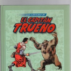 Cómics: LAS AVENTURAS DE EL CAPITAN TRUENO. VOLUMEN 2. PLANETA 2003. Lote 295473533