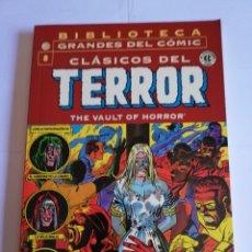Cómics: CLASICOS DEL TERROR NUM 8 - BIBLIOTECA GRANDES DEL COMIC. Lote 295476733