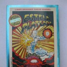 Cómics: LIBROS GRANDES SAGAS MARVEL - Nº 6 - ESTELA PLATEADA - EL GUARDIÁN CÓSMICO - FORUM - PLANETA.. Lote 295497913