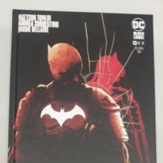 Cómics: BATMAN : EL IMPOSTOR / MATTSON TOMLIN - ANDREA SORRENTINO / DC BLACK LABEL - ECC. Lote 295501353