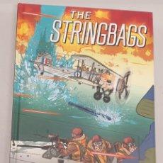 Cómics: THE STRINGBAGS / GARTH ENNIS / ALETA. Lote 295502018