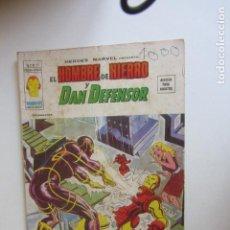 Cómics: HEROES MARVEL V.2 Nº 27 HOMBRE DE HIERRO Y DAN DEFENSOR. 1977. 35 PTS MUNDI-COMICS VÉRTICE ARX151 LV. Lote 295508628