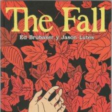 Fumetti: THE FALL - ED BRUBAKER / JASON LUTES. Lote 295511918