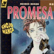 Cómics: PROMESA (PLANETA DEAGOSTINI, 1995) DE KEIKO NISHI. SHOJO MANGA.. Lote 296610203
