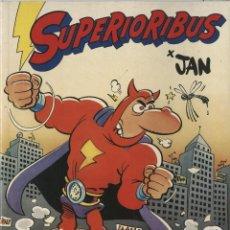 Cómics: SUPERIORIBUS (PLANETA DEAGOSTINI, 1999) DE JAN. Lote 296611578