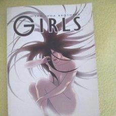 Cómics: GIRLS CONCEPCION - THE LUNA BROTHERS - ED PLANETA.. Lote 296691288