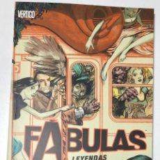 Cómics: FABULAS. LEYENDAS EN EL EXILIO. BILL WILLINGHAM. PLANETA 2007. Lote 296691483