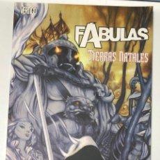 Cómics: FABULAS. TIERRAS NATALES. BILL WILLINGHAM. PLANETA 2007. Lote 296694078