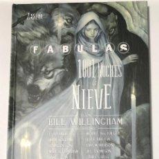 Cómics: FABULAS. 1001 NOCHES DE NIEVE. BILL WILLINGHAM. PLANETA 2007. Lote 296695433