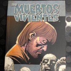 Cómics: LOS MUERTOS VIVIENTES N.6 ESTA TRISTE VIDA ( 2005/2020 ). Lote 297045558