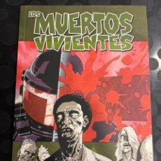 Cómics: LOS MUERTOS VIVIENTES N.5 LA MEJOR DEFENSA ( 2005/2020 ). Lote 297045763