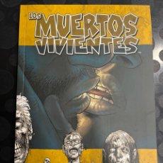Cómics: LOS MUERTOS VIVIENTES N.4 LO QUE MÁS ANHELAS ( 2005/2020 ). Lote 297046448