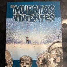 Cómics: LOS MUERTOS VIVIENTES N.2 MUCHOS KILÓMETROS A LAS ESPALDAS ( 2005/2020 ). Lote 297047078