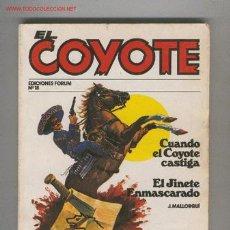 Cómics: REF 9190 EL COYOTE NUMERO 18. Lote 17646585