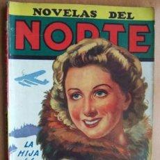 Cómics: COLECCION NOVELAS DEL NORTE Nº 4 - LA HIJA DE LA TORMENTA POR R. H. CURTIS - ED. CLIPER. Lote 21013310