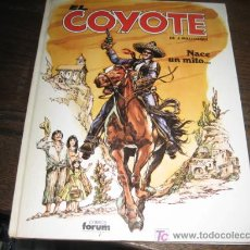 Cómics: EL COYOTE . Lote 5571894