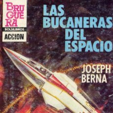 Cómics: HÉROES DEL ESPACIO N168 (JOSEPH BERNA) LAS BUCANERAS DEL ESPACIO. Lote 6069926