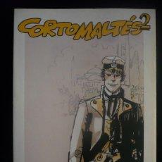 Cómics: CORTOMALTES 2. COLECCION MUNDO. . Lote 9213486