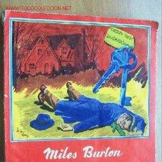 Cómics: CRIMEN EN AUSENCIA - MILES BURTON - LAS NOVELAS DE LA PALMA - EDITORIAL MAUCCI . Lote 19666315