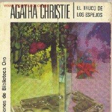 Cómics: AGATHA CHRISTIE : EL TRUCO DE LOS ESPEJOS. Lote 27093310