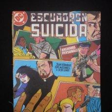 Cómics: ESCUADRON SUICIDA. ESPECIAL VEERANO. . Lote 10061348