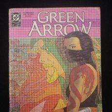 Cómics: GREEN ARROW. . Lote 10061383