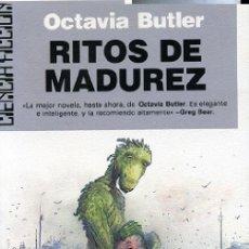 Cómics: BUTLER,OCTAVIA,,RITOS DE MADUREZ,ULTRAMAR. Lote 218720560